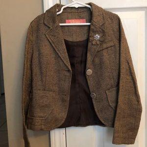 Precious Tweed Jacket by Bongo